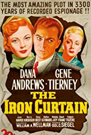 The Iron Curtain (1948) Poster - Movie Forum, Cast, Reviews