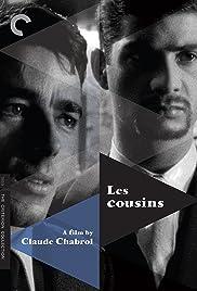 Les cousins Poster