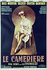 Le cameriere Poster