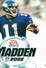 Madden NFL 2002 Poster