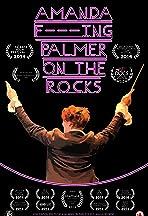 Amanda F***Ing Palmer on the Rocks