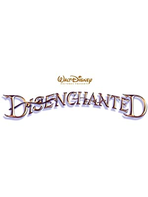 Disenchanted movie poster