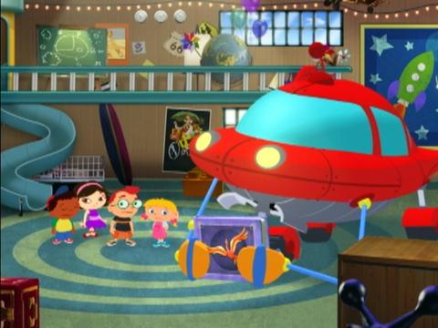 little einsteins rockets firebird rescue from little