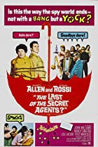 Image of The Last of the Secret Agents?