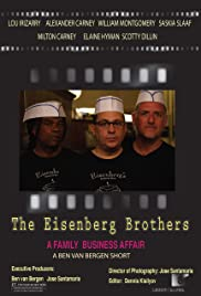 The Eisenberg Brothers Poster