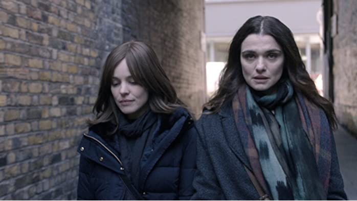Rachel Weisz and Rachel McAdams in Disobedience (2017)