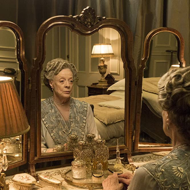 Maggie Smith in Downton Abbey (2010)