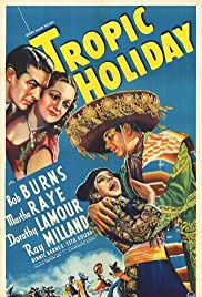 Tropic Holiday Poster