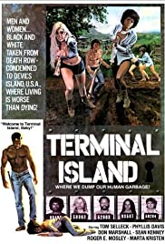 Terminal Island (1973) Poster - Movie Forum, Cast, Reviews