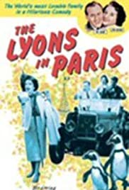 The Lyons Abroad Poster