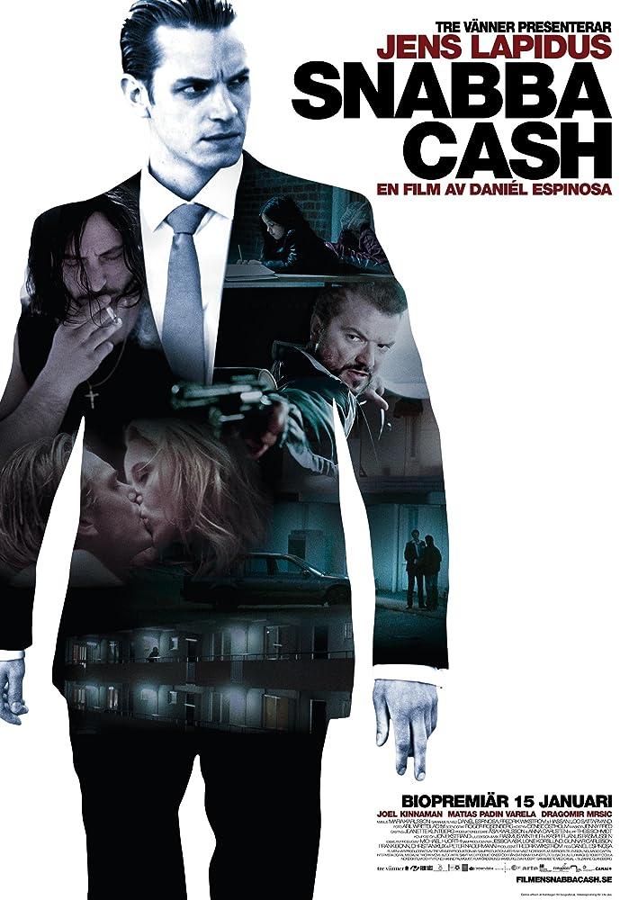 Oglądaj Szybki cash - Snabba Cash (2010) Online za darmo - Johan JW Westlund ma dwa oblicza, raz jest zwykłym studentem, raz szefem gangu. By...