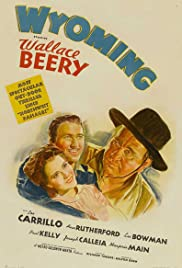 Wyoming (1940) Poster - Movie Forum, Cast, Reviews