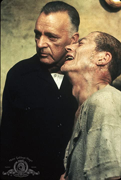 Richard Burton and John Hurt in 1984 (1984)