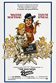 The Bad News Bears (1976) Poster - Movie Forum, Cast, Reviews