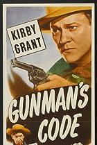Gunman's Code (1946) Poster