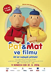 Pat and Mat in a Movie (2016) poster