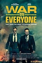 War on Everyone(2016)