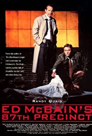 Ed McBain's 87th Precinct: Lightning (1995) Poster - Movie Forum, Cast, Reviews