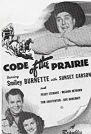 Code of the Prairie Poster