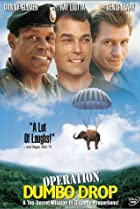Operation Dumbo Drop (1995) Poster
