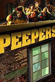 Peepers Poster