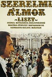 Szerelmi álmok - Liszt(1970) Poster - Movie Forum, Cast, Reviews