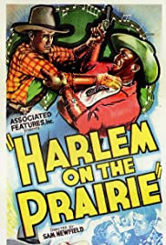 Harlem on the Prairie Poster