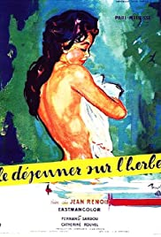 Le déjeuner sur l'herbe (1959) Poster - Movie Forum, Cast, Reviews