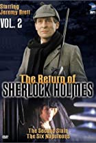 Image of The Return of Sherlock Holmes: The Second Stain
