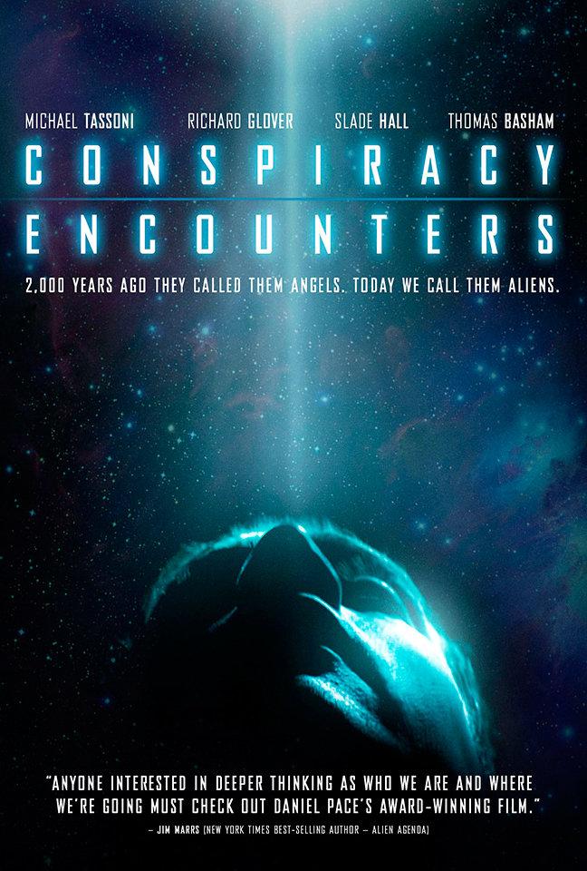 Фильм Инопланетный заговор (2016)