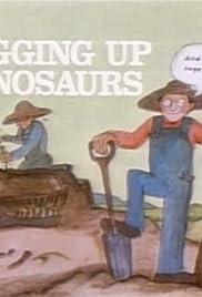 Digging Up Dinosaurs Poster