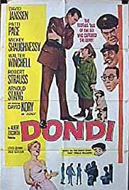 Dondi (1961) Poster - Movie Forum, Cast, Reviews