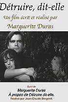 Image of Détruire dit-elle