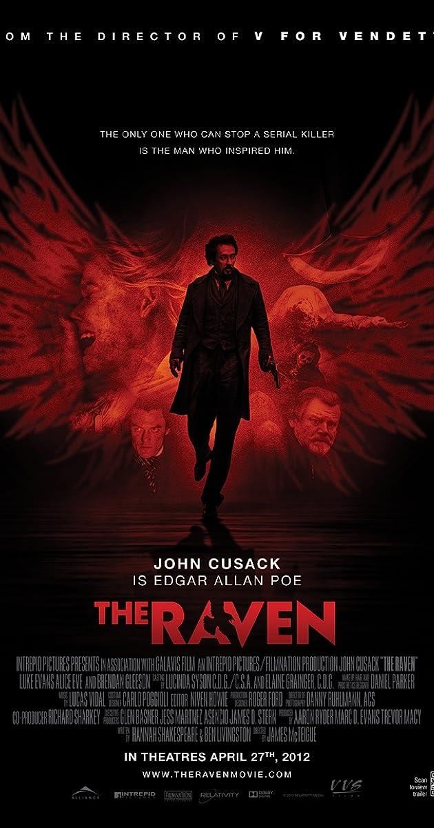 The Raven 2012 BRRip