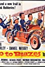 Go to Blazes (1962) Poster