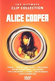 The Ultimate Clip Collection: Alice Cooper Poster