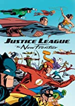 Justice League The New Frontier(2008)