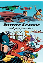 Watch Movie Justice League: The New Frontier (2008)