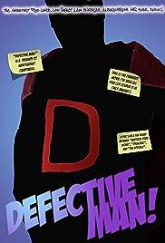 Defective Man! Poster