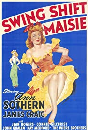 Swing Shift Maisie (1943) Poster - Movie Forum, Cast, Reviews