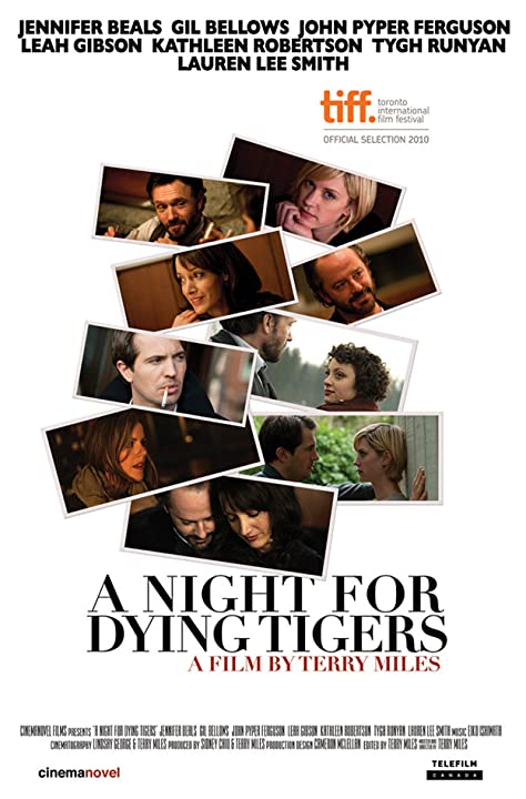 A Night for Dying Tigers (2010)