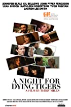 A Night for Dying Tigers (2010) Poster