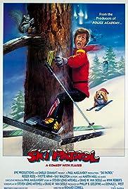 Ski Patrol(1990) Poster - Movie Forum, Cast, Reviews