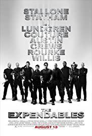 The Expendables (2010) Poster - Movie Forum, Cast, Reviews