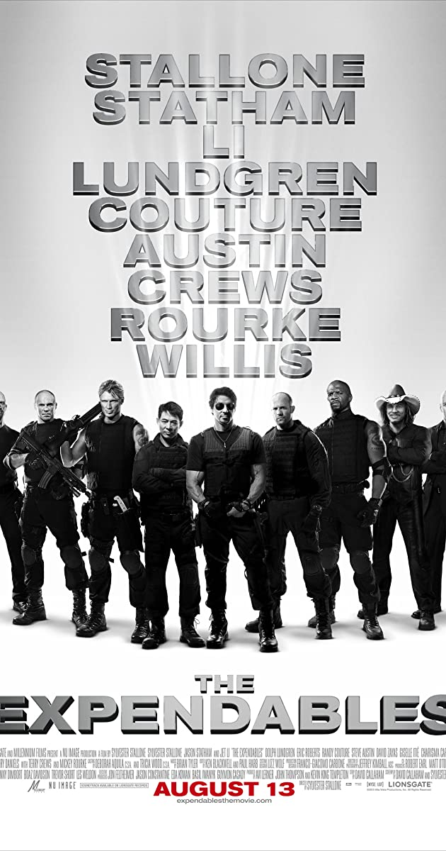 The Expendables 2010 BRRip