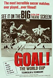 Goal! The World Cup (1966) Poster - Movie Forum, Cast, Reviews