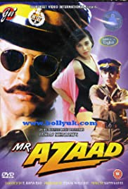 Mr. Azaad Poster