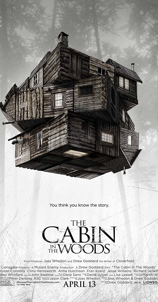 The Cabin in the Woods 2012 BRRip