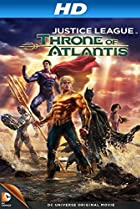 Image of Justice League: Throne of Atlantis