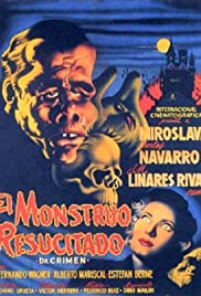 El Monstruo Resucitado Poster